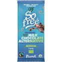 Imagen de CHOCOLATE ALTERNATIVO LECHE 45% CACAO 80gr SO FREE - PLAMIL
